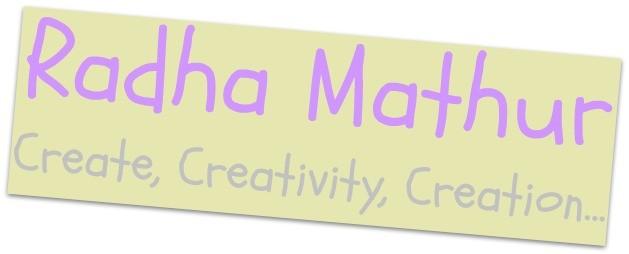 Radha Mathur | Go Creative